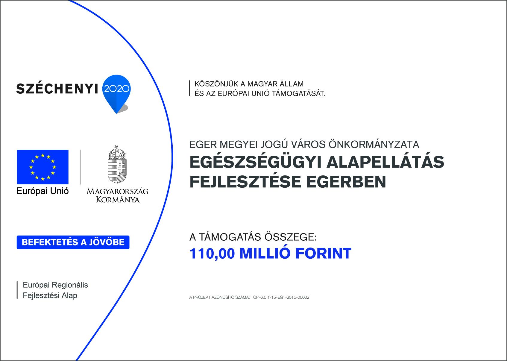Egészségügyi alapellátás fejlesztése Egerben