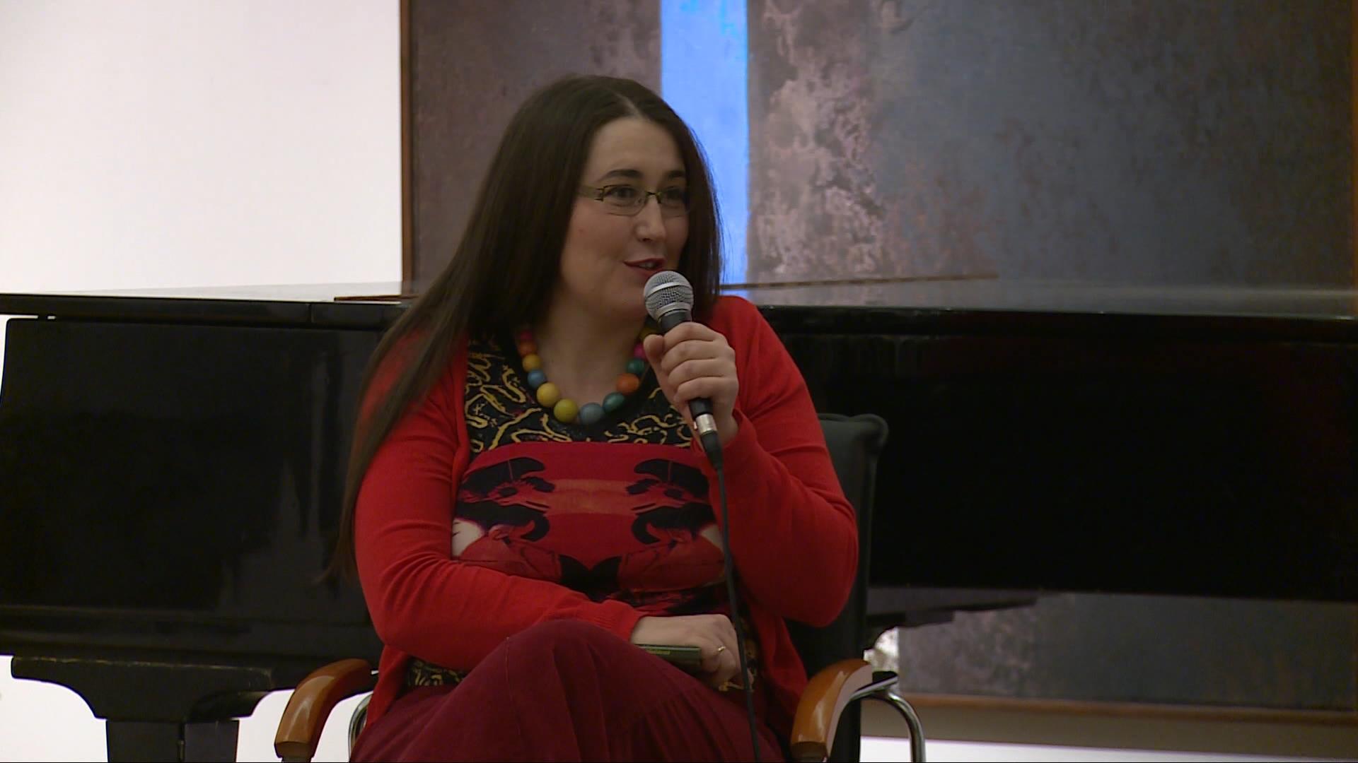 Szabó T. Anna – Irodalmi szalon a Kepesben