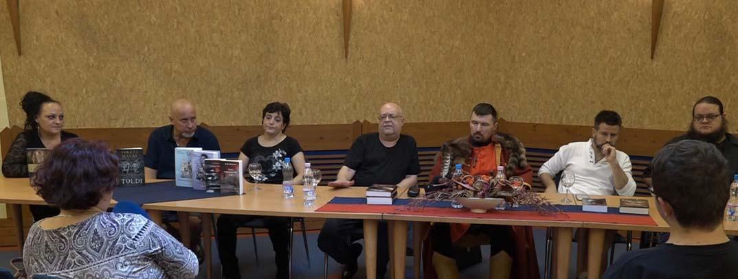 Gárdonyi-kör történelmiregény-írókkal