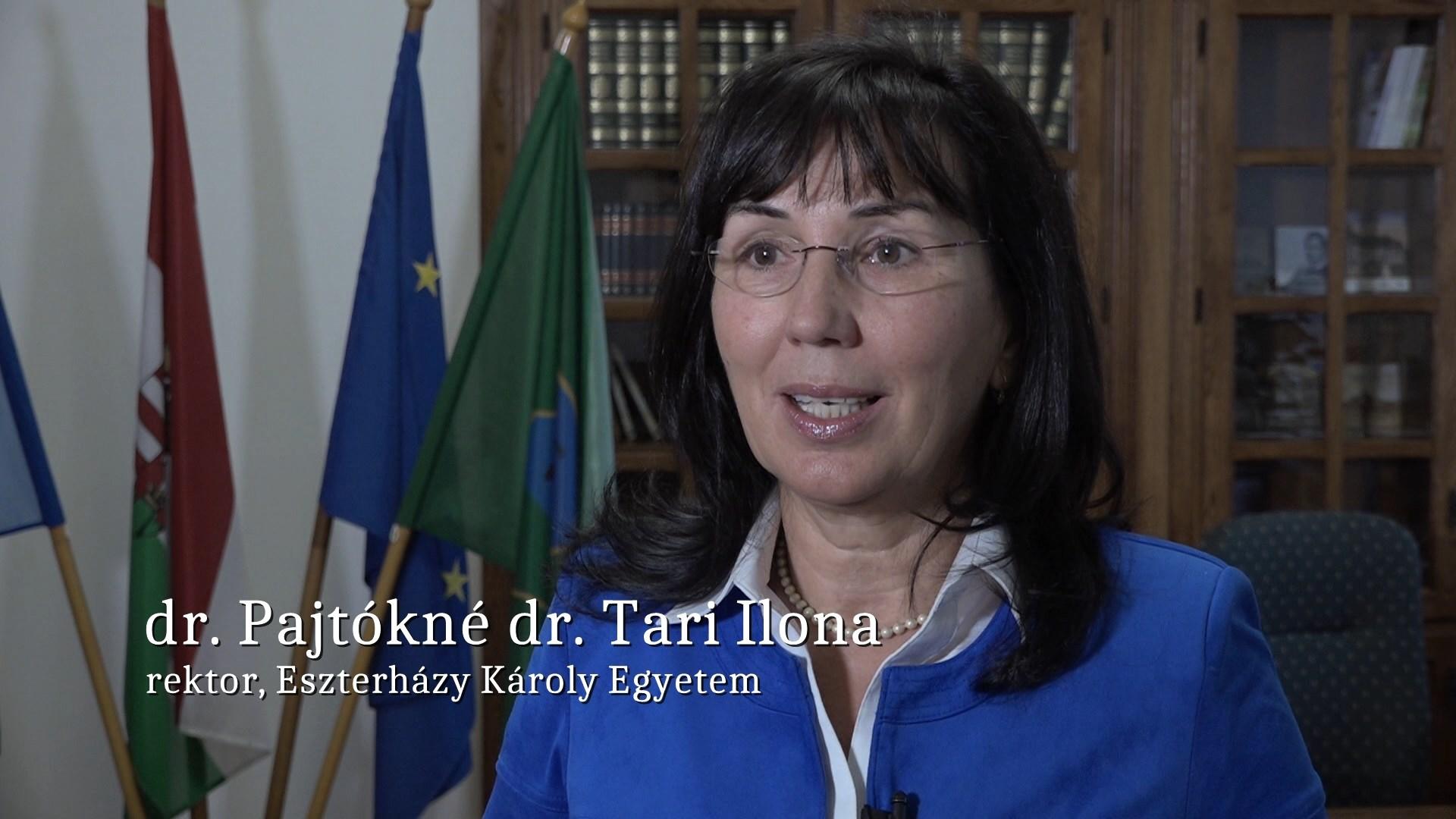 Együtt Sikerül! - dr. Pajtókné dr. Tari Ilona