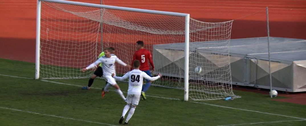 NB III.: Eger SE – Jászberényi FC 1-3