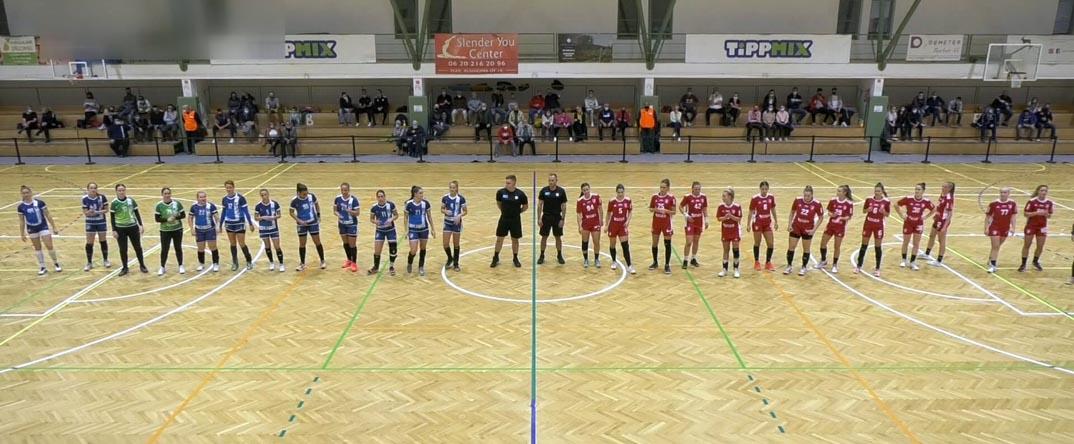 Rangadó: Eszterházy SC – Vasas SC 21-23