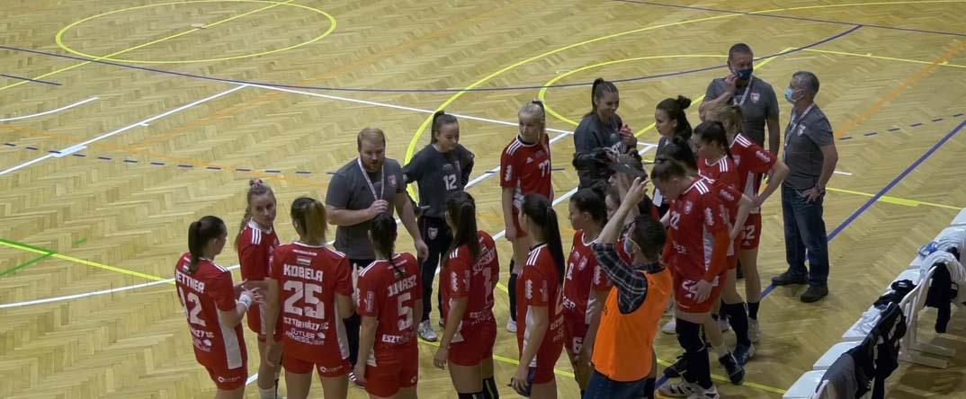 Női kézilabda: Eszterházy SC – VS Dunakeszi 38-18