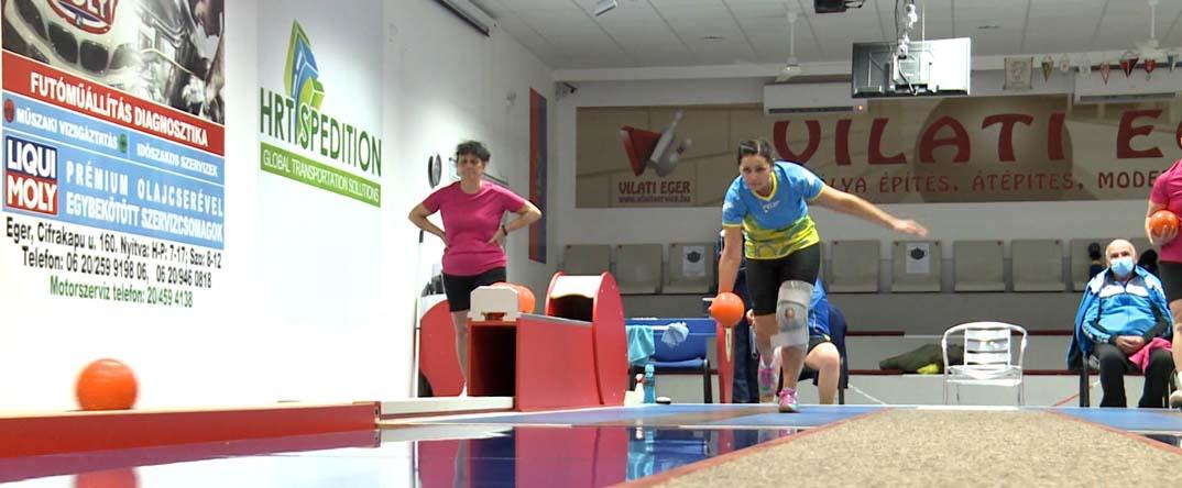 Magyar Női Egyéni Tekebajnokság