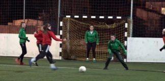 Női foci: újra edzésben az Eger SE