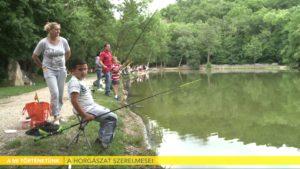 A horgászat szerelmesei
