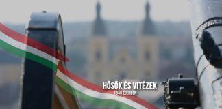 Hősök és vitézek - 1848 EGERBEN