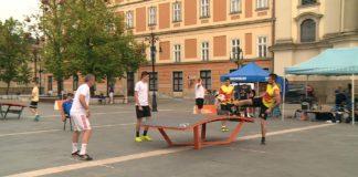 Teqball Kupa – 30 egyéni és 22 páros versenyzett a Dobó téren