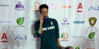 Varga Krisztina 2 arany és 2 ezüstérmet szerzett a Világbajnokságon