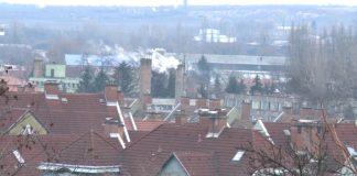 Mobilmérőállomás vizsgálja Eger légszennyezettségét
