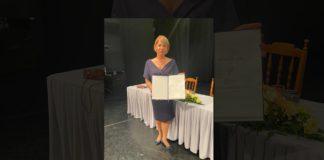 Merényi Zsuzsa-díjjal ismerték el az egri táncpedagógus munkáját