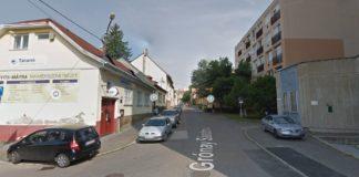 Szeptember 8-tól lezárják a Grónay Sándor utcát