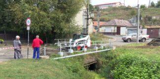 Megkezdődött a hídfelújítás a Szalában