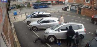Katalizátor tolvajok károsítják meg az autósokat