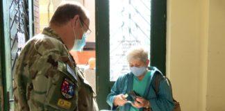 Ismét katonák segítenek a kórházakban