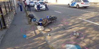 Személyautó és motoros ütközött össze Felnémeten