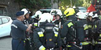 Gyakorlat: pincéből mentettek az egri tűzoltók