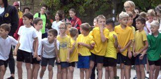 Közel 150 gyermek vett részt az emlékfutáson